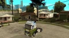 Volvo FH16 globetrotter для GTA San Andreas