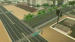 GTA 4 Road Las Venturas для GTA San Andreas