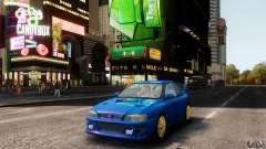 Subaru Impreza 22B 1998 для GTA 4