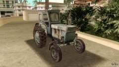 Трактор Т-40 для GTA Vice City