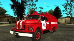 ЗиЛ 131 пожарная