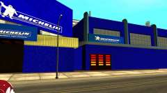 Garage Michelin для GTA San Andreas