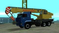 КамАЗ 65117 Ивановец для GTA San Andreas