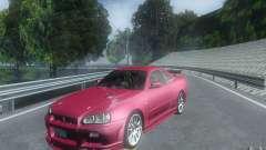 Nissan Skyline GT-R R34 M-spec Nur
