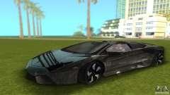 Lamborghini Reventon для GTA Vice City