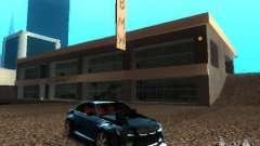 Автосалон BMW в Сан Фиеро для GTA San Andreas