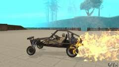 GTA FEATURE BURNOUT FIX 1.2 для GTA San Andreas
