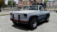 Rancher Tow Truck ELS