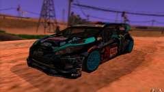 Ford Fiesta H.F.H.V. Ken Block 2013 для GTA San Andreas