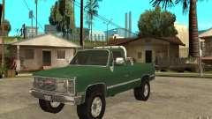 GMC Sierra 1986 для GTA San Andreas