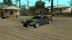 Винил на Elegy для GTA San Andreas