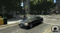 Mercedes-Benz 600SEL wheel2 non-tinted для GTA 4