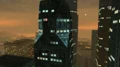 Новые текстуры небоскрёбов LS