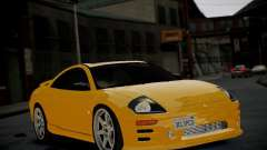 Mitsubishi Eclipse GT-S v1.0 для GTA 4