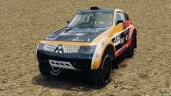 Mitsubishi Pajero Evolution MPR11