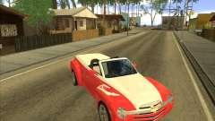 Chevrolet SSR для GTA San Andreas