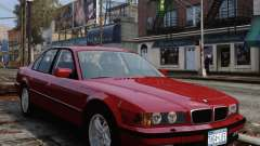 BMW 750i E38 1998 M-Packet