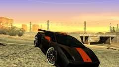 LAMBORGHINI HAMANN VICTORY DESIGN для GTA San Andreas
