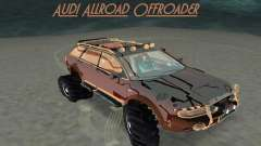 Audi Allroad Offroader для GTA Vice City