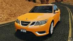 Saab 9-3 Turbo X 2008 для GTA 4
