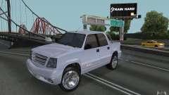 Cavalcade FXT из GTA 4