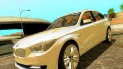 BMW 550i GranTurismo 2009 V1.0 для GTA San Andreas