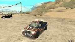 Nevada v1.0 FlatOut 2 для GTA San Andreas