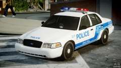 Ford Crown Victoria CVPI-V4.4M [ELS] для GTA 4