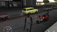 SUPER BIKE MOD для GTA San Andreas