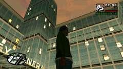 Новые текстуры госпиталя в Los Santos для GTA San Andreas