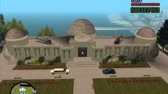 Дом на холме для GTA San Andreas
