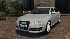 Audi RS6 2010 v1.1