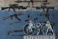 Пак оружия из S.T.A.L.K.E.R
