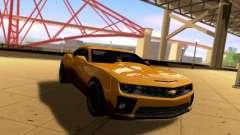 Chevrolet Camaro SS 2010 для GTA San Andreas