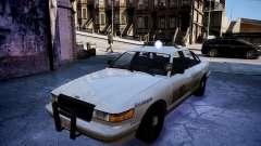Russian NOOSE Cruiser для GTA 4