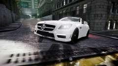Mercedes SLK 2012 для GTA 4