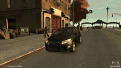 Ford Focus Universal Unmarked для GTA 4