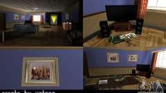 Новый зал в доме CJ