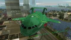 ThunderBird 2 для GTA Vice City