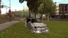 ВАЗ 2115 белый для GTA San Andreas