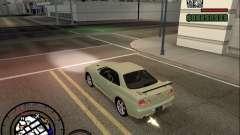 Огонь из выхлопов V2.0 для GTA San Andreas