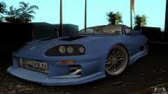 Toyota Supra TRD для GTA San Andreas