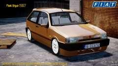 Fiat Tipo 1990 для GTA 4