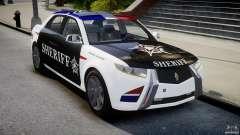 Carbon Motors E7 Concept Interceptor Sherif ELS
