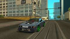 Elegy Dark Evolution Drift Final для GTA San Andreas