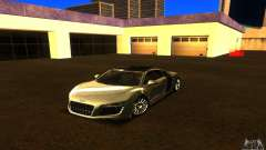 Audi R8 V12 TDI для GTA San Andreas