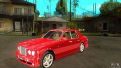 Bentley Arnage T для GTA San Andreas