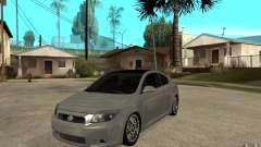 Scion tC - Stock для GTA San Andreas