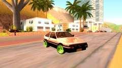 Toyota Corolla Carib AE86