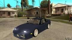 Nissan 180SX Turbo JDM для GTA San Andreas